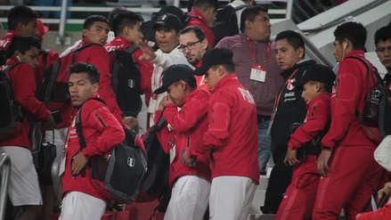 ¡Cara y sello! Las lágrimas de los peruanos y la alegría de los clasificados al Mundial Sub 17