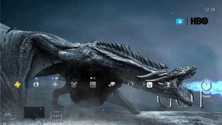 ¿Amante de Game of Thrones? Consigue este tema para PlayStation 4 de manera gratuita con los siguientes pasos