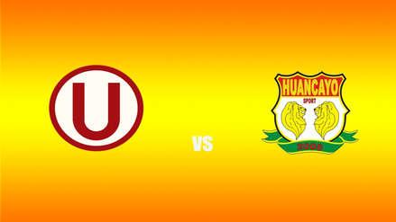 Universitario de Deportes vs. Sport Huancayo: partido por la jornada 8 de la Liga 1 Movistar ya tiene fecha