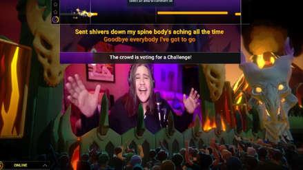 ¡Perfecto para el karaoke! Twitch y los desarrolladores de Guitar Hero lanzan gratuitamente