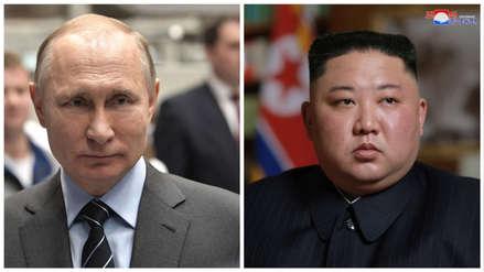 Rusia confirmó que se prepara una cumbre entre Vladímir Putin y Kim Jong-un