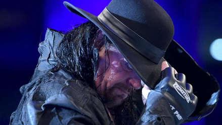 ¡Se queda! The Undertaker ha firmado un nuevo contrato con WWE