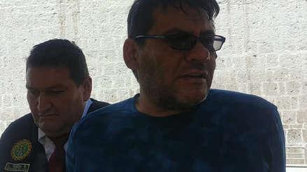Arequipa   Detienen a exacalde sentenciado por corrupción cuando averiguaba otros juicios en su contra [Video]