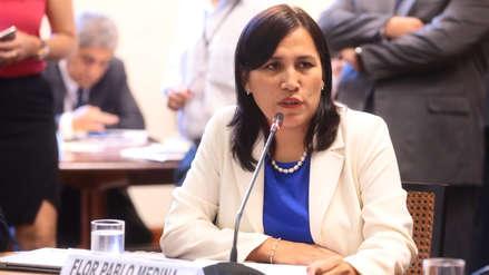 Bancada de Fuerza Popular presentó una moción de interpelación contra la ministra de Educación