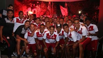 Universitario de Deportes: así fue el banderazo crema previo al clásico ante Alianza Lima
