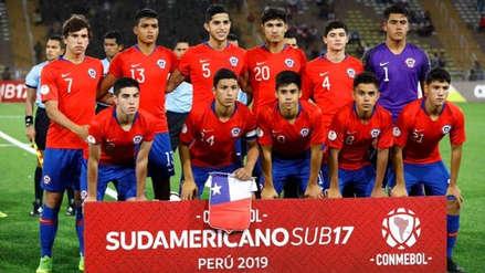Sudamericano Sub 17: el tuit de la Seleccion de Chile tras el final del hexagonal