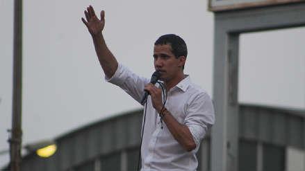 Juan Guaidó aseguró que no habrá una intervención militar en Venezuela