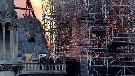 Francia | La Fiscalía abre una investigación sobre el incendio de Notre Dame