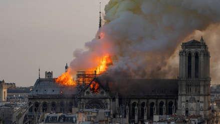Francia | La estructura de la catedral de Notre Dame de París