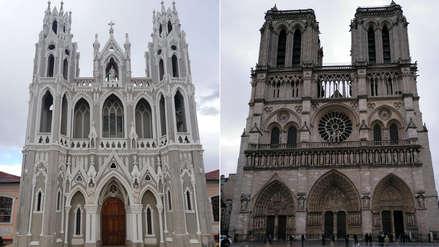 Conoce la Capilla de Cristo Pobre, la construcción inspirada en la Catedral de Notre Dame en Jauja