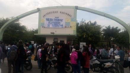 Lambayeque | Estudiantes de la universidad Pedro Ruiz tomaron instalaciones por incumplimiento de autoridades