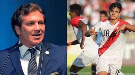 Conmebol se pronunció sobre la no clasificación de Perú al Mundial Sub 17