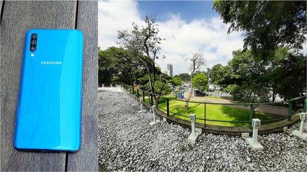Probamos la cámara del Samsung Galaxy A50 en Sao Paulo