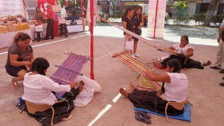 Lambayeque | El arte ancestral de las tejedoras de telar de cintura y sus sueños de exportación
