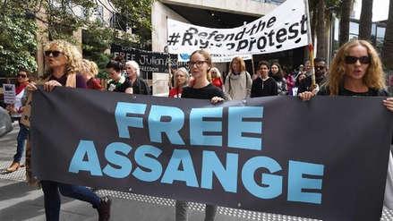 "Lenin Moreno aseguró que Julian Assange intentó usar la Embajada de Ecuador como ""centro de espionaje"""