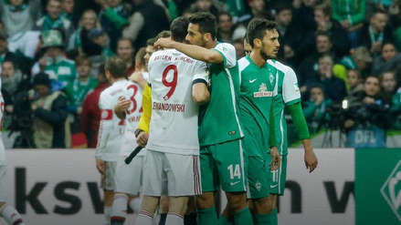 Claudio Pizarro y su advertencia al Bayer Múnich: