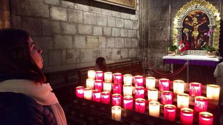 Imagen del Señor de los Milagros no se encontraba en Catedral de Notre Dame