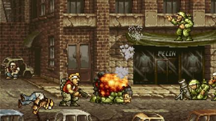 Confirmado: Un nuevo videojuego de Metal Slug está en camino