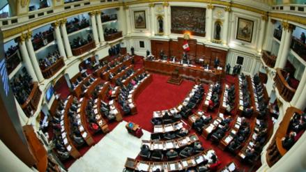 Congreso modificó una ley que crea el Consejo para la Reforma de Justicia