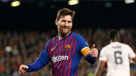 ¡Con goles de Messi y Coutinho! Barcelona ganó 3-0 Manchester United y está en la semifinal de la Champions League