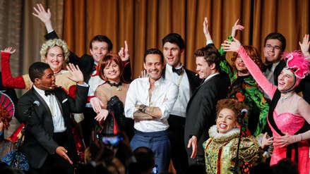 Marc Anthony se convirtió en el primer latino en ser homenajeado por antiguo club de Harvard