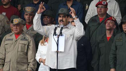 Maduro dice que aceptará ayudas que entren a Venezuela