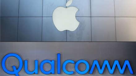 Apple y Qualcomm anuncian el fin de sus disputas judiciales
