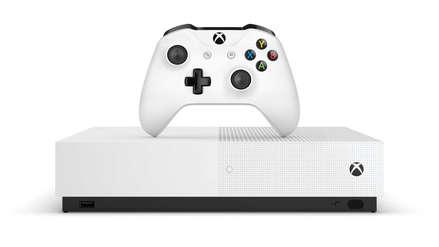 Microsoft anuncia oficialmente el Xbox One S All Digital, la consola sin lectora de discos