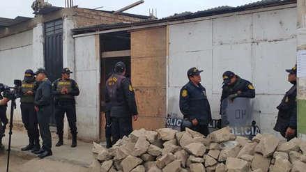 Hallan el cuerpo calcinado de una mujer en una vivienda de San Juan de Miraflores