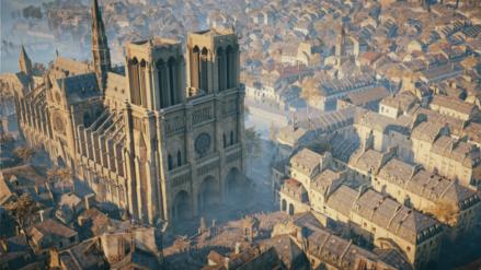 Notre Dame: Un videojuego puede ser vital para la futura restauración de la catedral