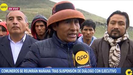 Las Bambas | Gregorio Rojas: Seguimos apostando por una solución, pero es el Estado quien falla