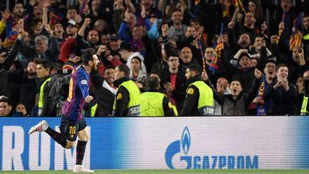 Los dos goles de Lionel Messi en el Barcelona vs. Manchester United desde diferentes ángulos