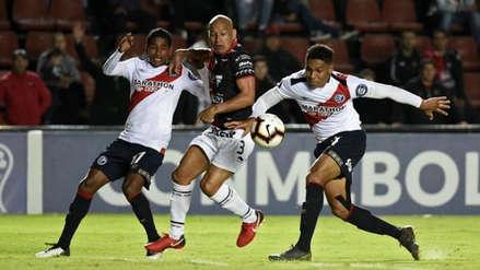 Deportivo Municipal perdió 2-0 ante Colón y quedó eliminado de la Copa Sudamericana