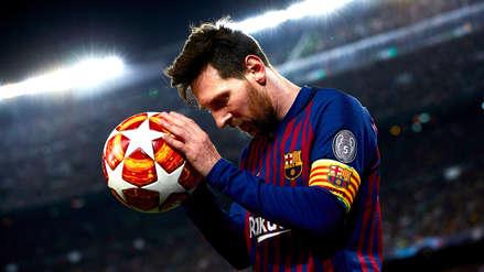 Solskjaer se rinde ante Lionel Messi: