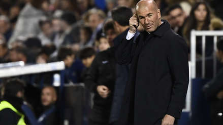 El once de ensueño de Zinedine Zidane para la temporada 2019/20, según The Sun