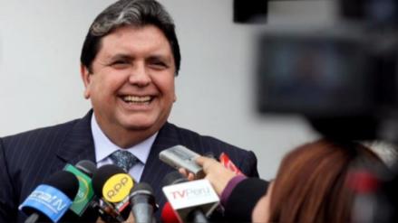SNI expresa sus condolencias por fallecimiento del ex presidente Alan García