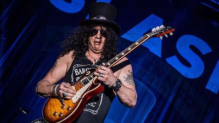 Slash, el guitarrista de Guns N' Roses, habló sobre la vigencia del rock