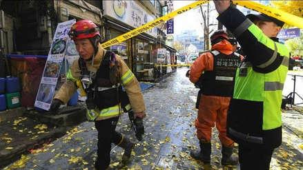 Un hombre mató a puñaladas a cinco personas en Corea del Sur