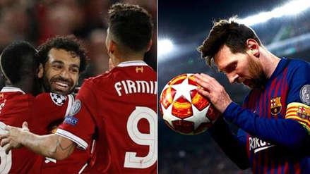 El curioso dato de la delantera de Liverpool de cara al partido ante Barcelona en Champions League