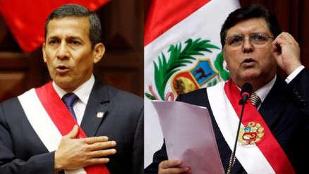 Ollanta Humala sobre el fallecimiento de Alan García: