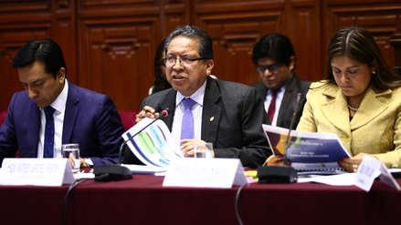 Pablo Sánchez solicitó a Subcomisión de Acusaciones anular investigación en su contra por fuga de César Hinostroza