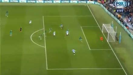 Manchester City vs Tottenham: el gol de Bernardo Silva que colocó el empate ante los 'spurs'
