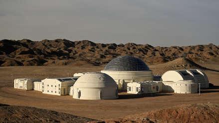 ¿Quieres vivir en Marte? China ya hizo una réplica y está abierta al público