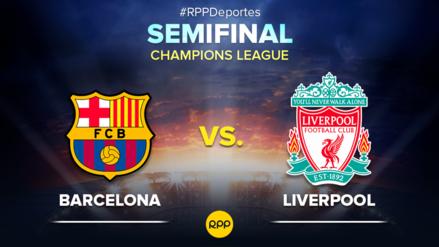 Barcelona vs. Liverpool | Fecha, hora y canal del partido por la semifinal de la Champions League