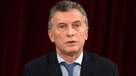 Mauricio Macri anuncia un plan de control de precios para combatir la inflación en Argentina