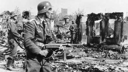 Grecia exigirá a Alemania reparaciones por daños de la Segunda Guerra Mundial