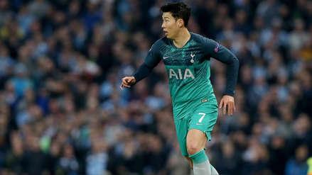 Tottenham: Son Heung-Min se perderá la primera semifinal y esta es la razón