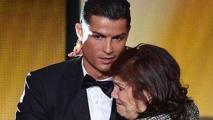 Cristiano Ronaldo habló con su madre tras caer ante Ajax:
