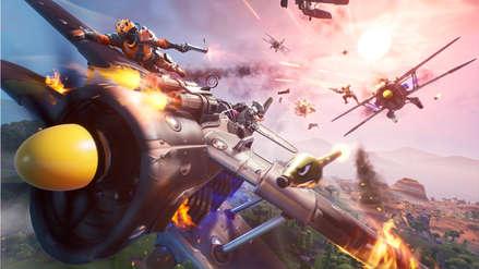 """Fortnite presenta """"Navegante Magistral"""": un modo Battle Royale sobre aviones ¡y es increíble!"""