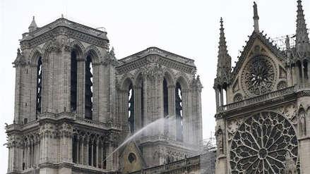 El papa Francisco quiere que Notre Dame vuelva a ser patrimonio de la humanidad